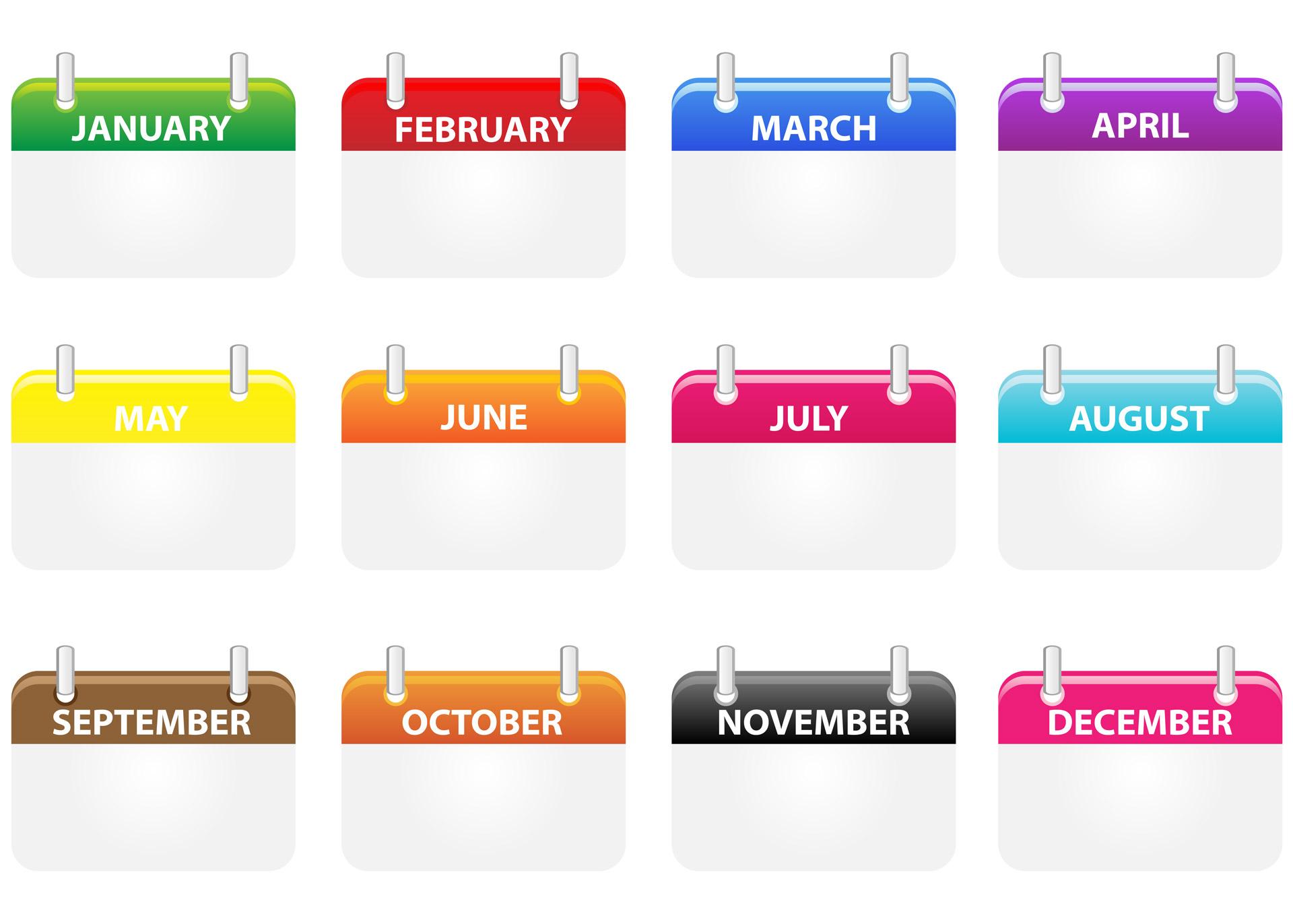 Calendar Clip Art February 2020 Term Dates   Greenway Kindergarten
